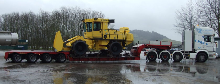 Rapid Response Delivers 56t Refuse Compactor