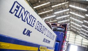 FINNIE HEAVY HAULAGE