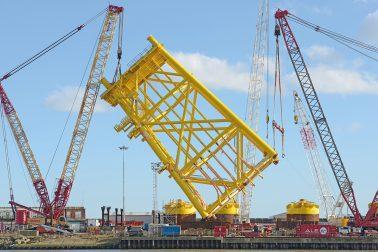 ALE's AL.SK350 Lift in Brazil