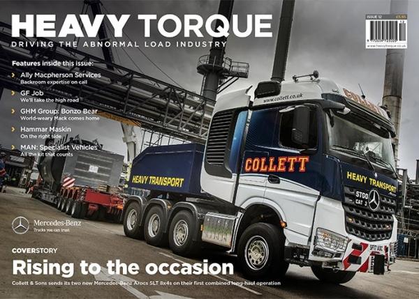 HeavyTorque: Issue Twelve, October 2017