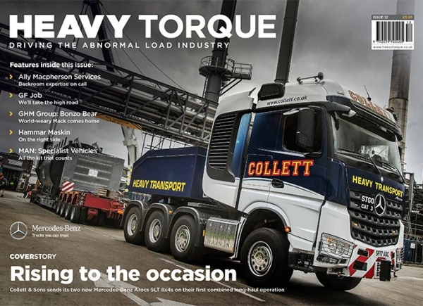 HeavyTorque: Issue Twelve, October 2017