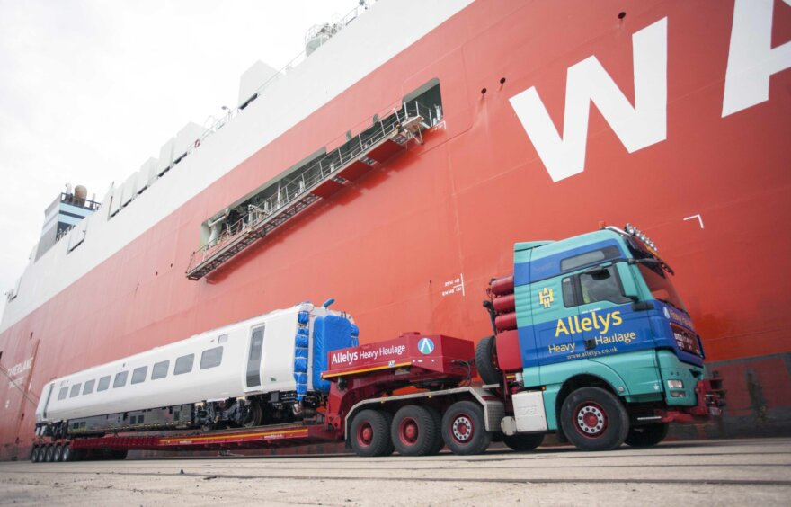 Allelys Utilise Andover Trailers
