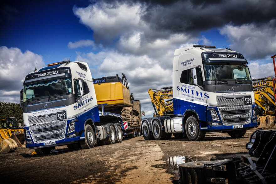 Smiths of Gloucester New Volvo FH16750