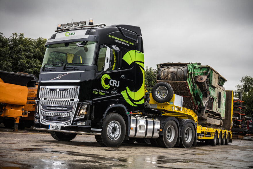 Volvo FH16 for CRJ Services