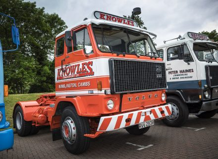 50th Anniversary for Volvo Trucks Open Day