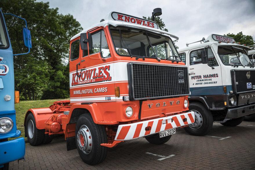 50th Anniversary for Volvo Trucks Open Day