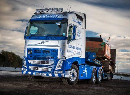 HeavyTorque: Pickering Transport