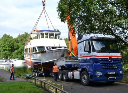 Galt Transport Take on Lomond Monarch Lift