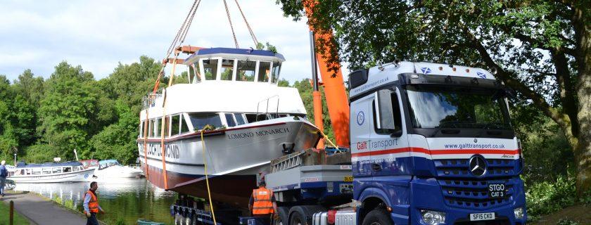 HeavyTorque: Galt Transport
