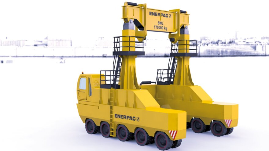 Holtec International Selects Enerpac