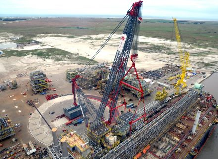 ALE World's Heaviest Lift
