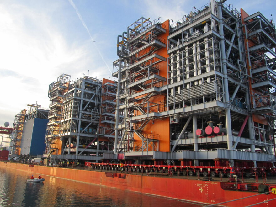 ALE Yamal LNG Project