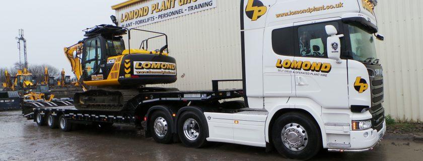 Fuel Saving Trailer Design for Lomond Plant Group