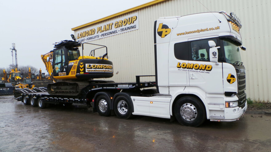 Fuel Saving Trailer Design for Lomond Plant Group