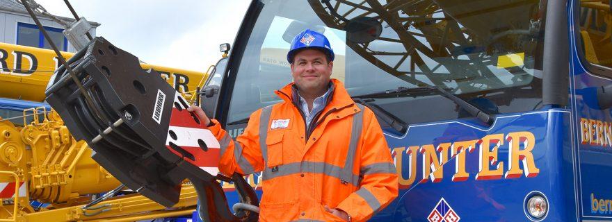 Mark Rafferty Appointed as MD at Bernard Hunter