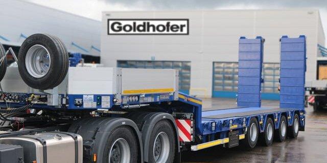 Goldhofer Digital Vehicle Concept