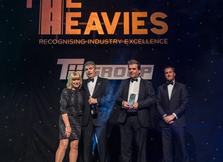 Volvo Trucks I-Shift Wins Heavies 2017 Innovation Award