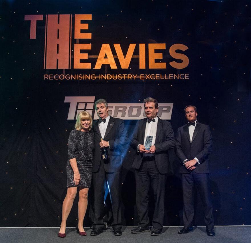 Volvo Trucks I-Shift Wins Heavies 2017 Innovation Award