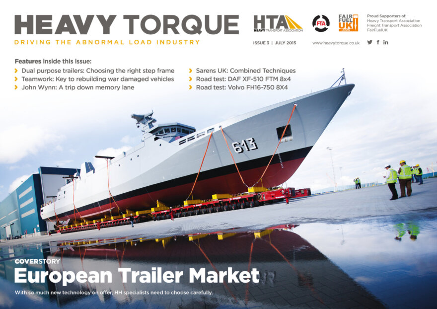 HeavyTorque: Issue Three - sneaky peek!