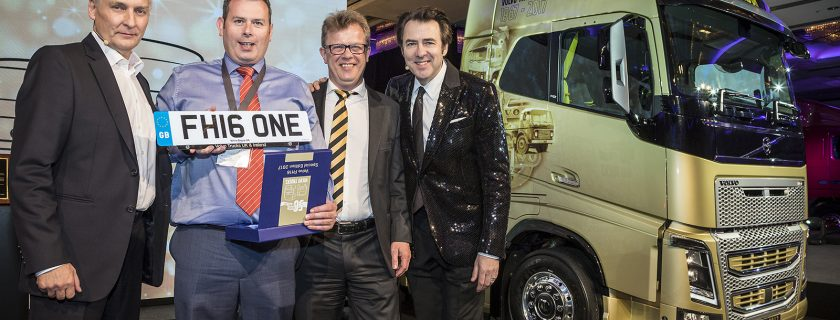 Manfreight Take Gold with Volvo FH1675