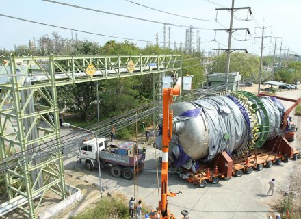 Megatrans Acquire Thailand's First THP Module
