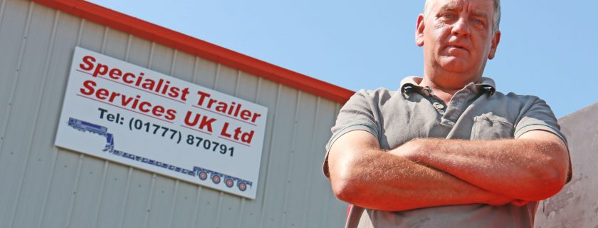 Goldhofer's New Semitrailer & Modular Transporter UK Service Partners