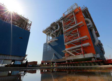 Zhejang Lida 7,000 Tonne Module