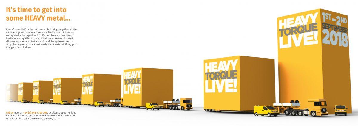 HeavyTorque LIVE! Heavy Haulage Festival