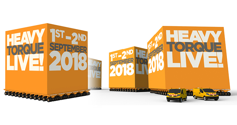 Introducing the UK's Best Specialist Heavy Transport Event