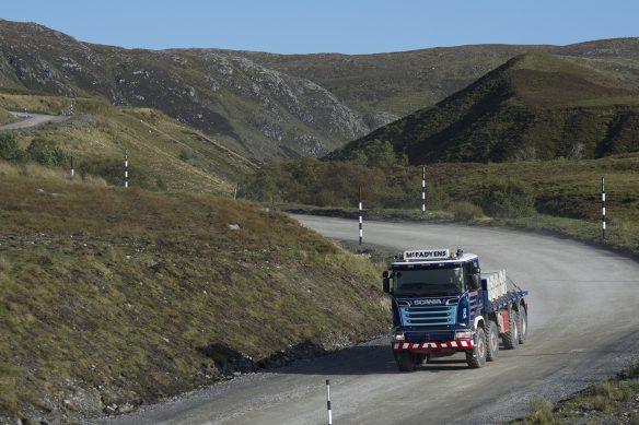 Jack Shepherd - McFadyens Transport Scania
