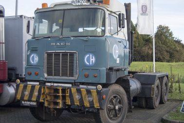 Mack Special Vintage Haulage Exhibition