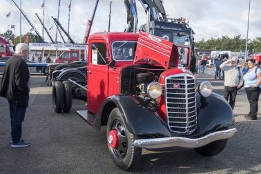 Vintage Haulage Trucks Exhibition