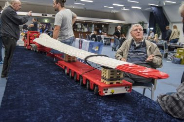 Give Svaergods Lego Turbine Blade Carrier