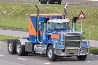 Mack Heavy Transport & Equipment Day