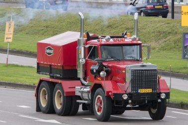 Autocar Vintage Truck Exhibition