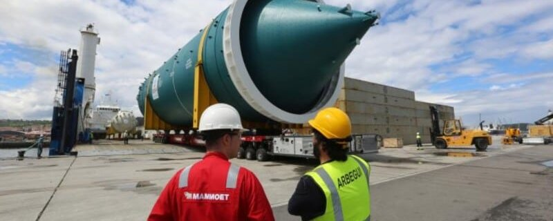 Mammoet Partnership Strengthens Spanish Market Offering