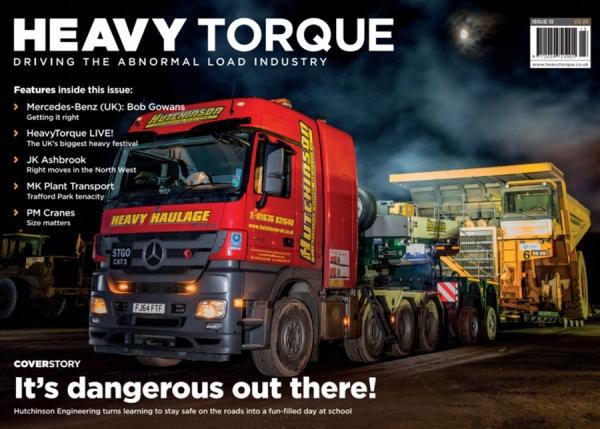 HeavyTorque: Issue 13