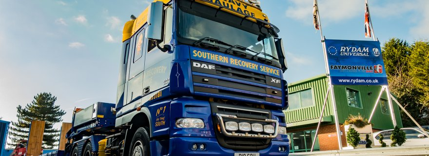 Southern Recovery Service New Faymonville MultiMAX PA-X
