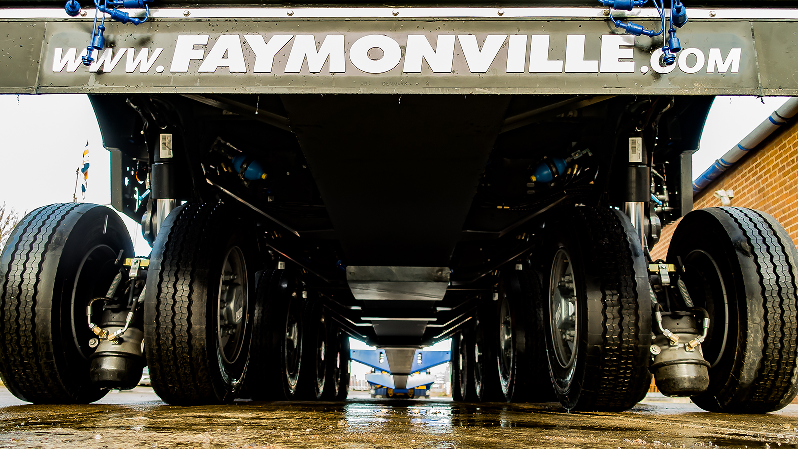 Southern Recovery Service New Faymonville MultiMAX