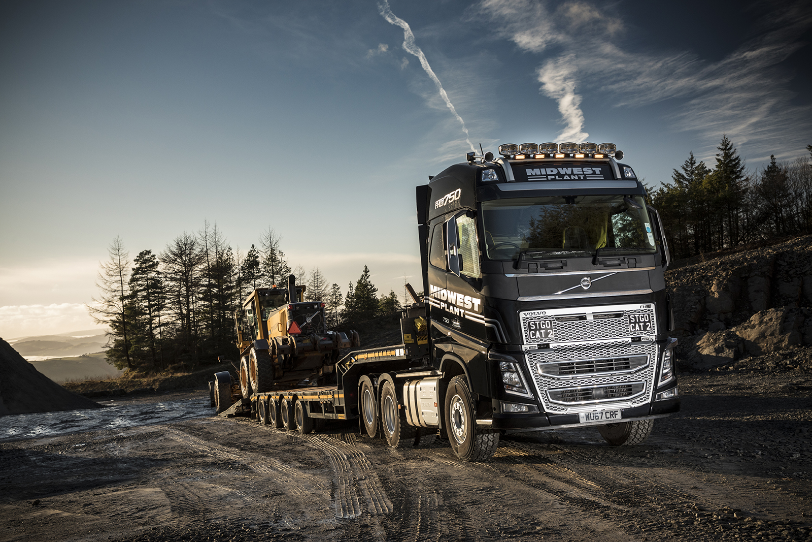 Midwest Plant Volvo FH16-750