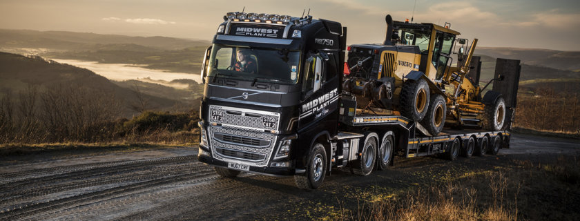 Midwest Plant New Volvo FH16-750
