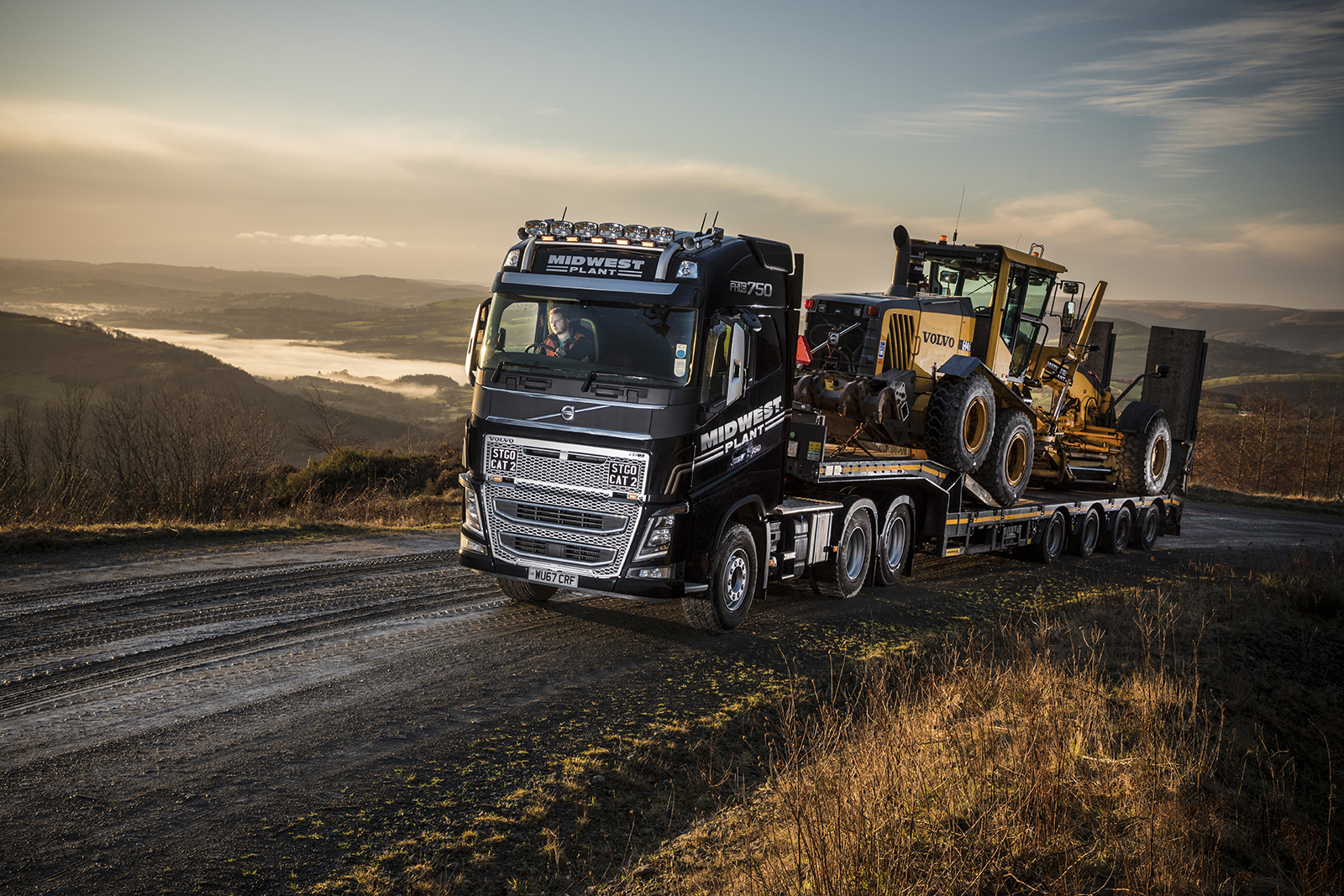 Midwest Plant Return to Volvo with New FH16-750 Tractor Unit