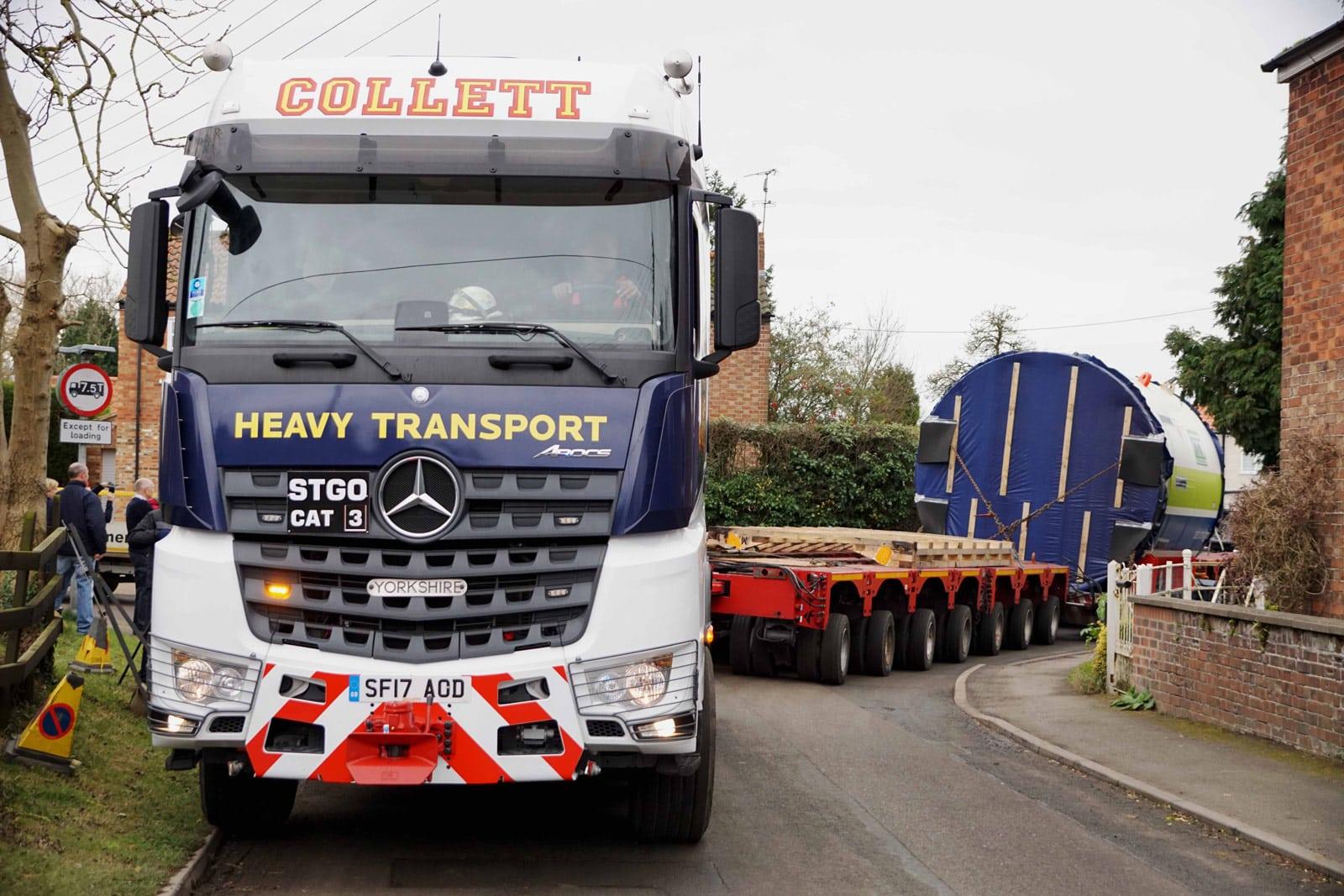 HeavyTorque: Collett & Sons TBM Mary