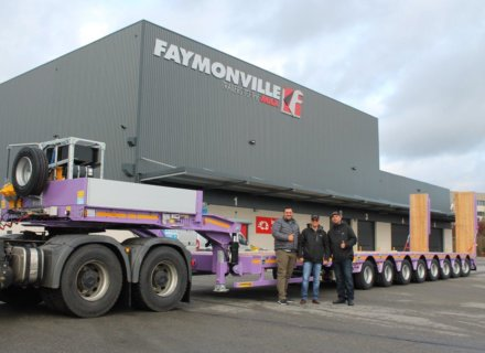 ST Crane Hire MultiMAX Trailer