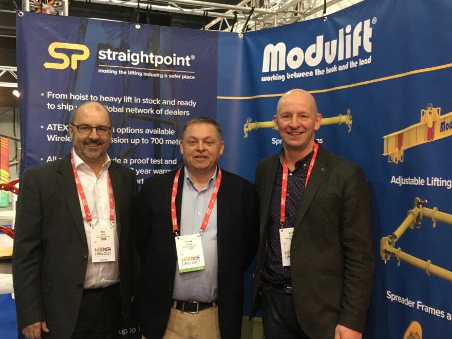 Modulift & Straightpoint