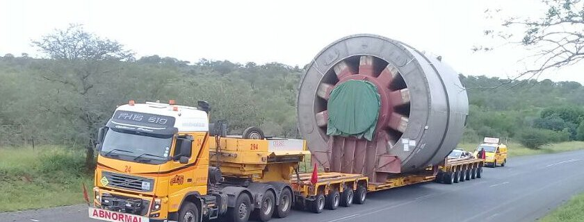 CTS East Transport 100 Tonnes