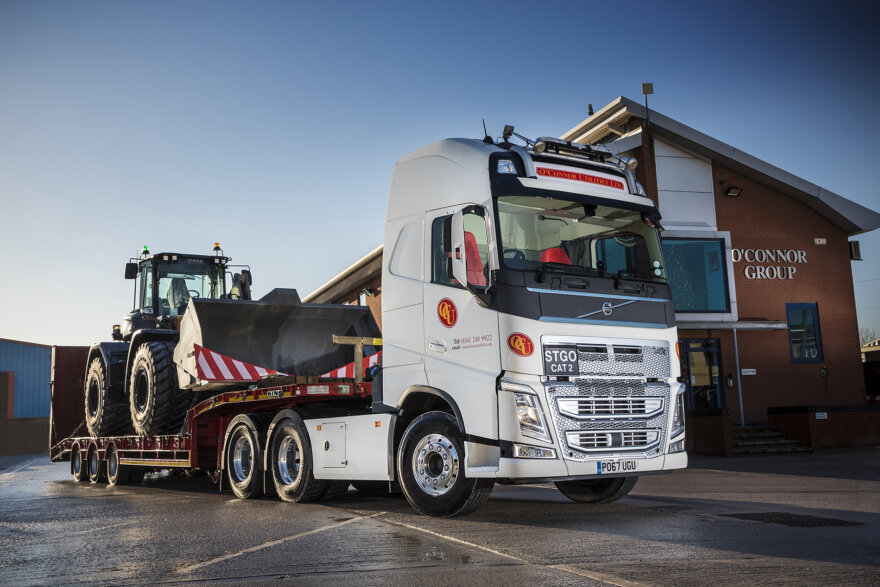 O'Connor Group Flagship Volvo FH540