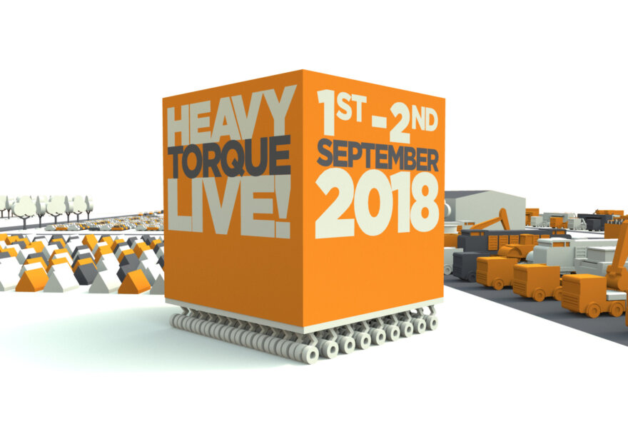 The Heavies & HeavyTorque LIVE Specialist Transport Festival
