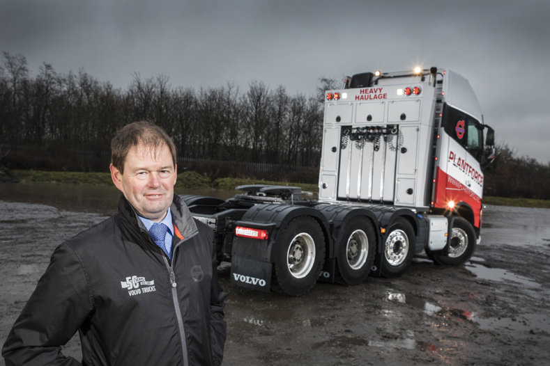 HeavyTorque Issue Fourteen: Duncan Seaman - Volvo Trucks