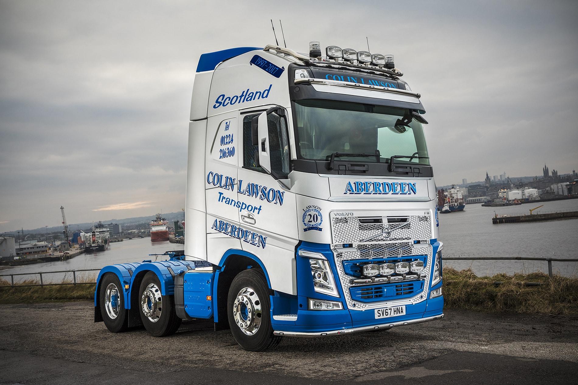 Colin Lawson Transport